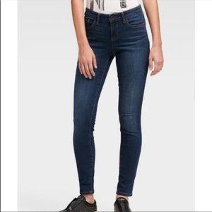 DKNY Mercer Slim Boot Size 8